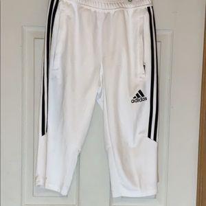 Men's 3/4 Adidas Pants